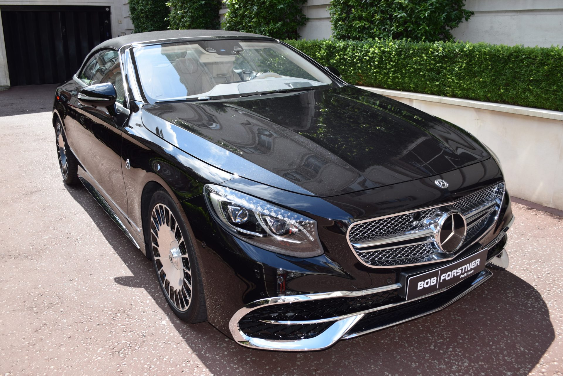 Mercedes-Maybach S650 Convertible – 1 out of 300 ONLY