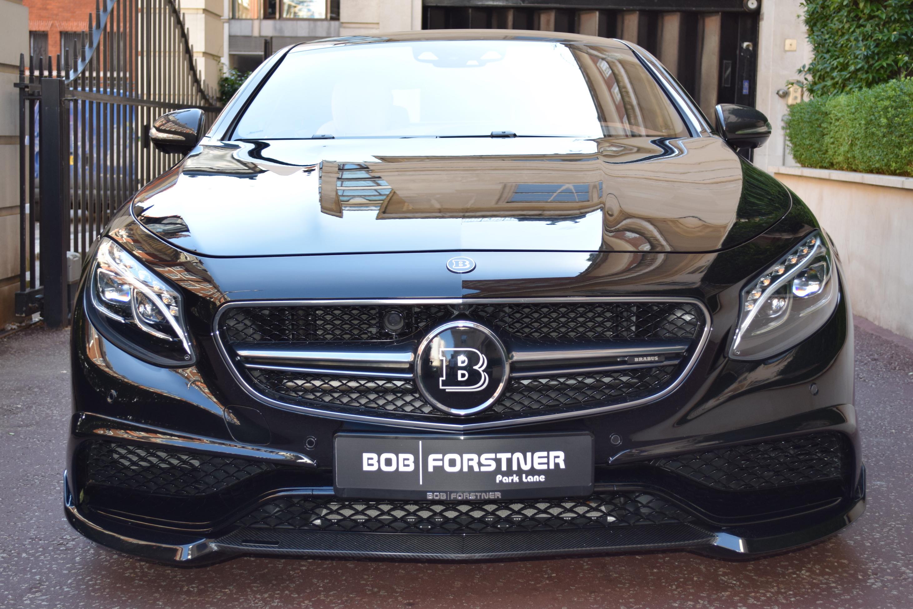 BRABUS Rocket 900 based on Mercedes-AMG S 65 coupé