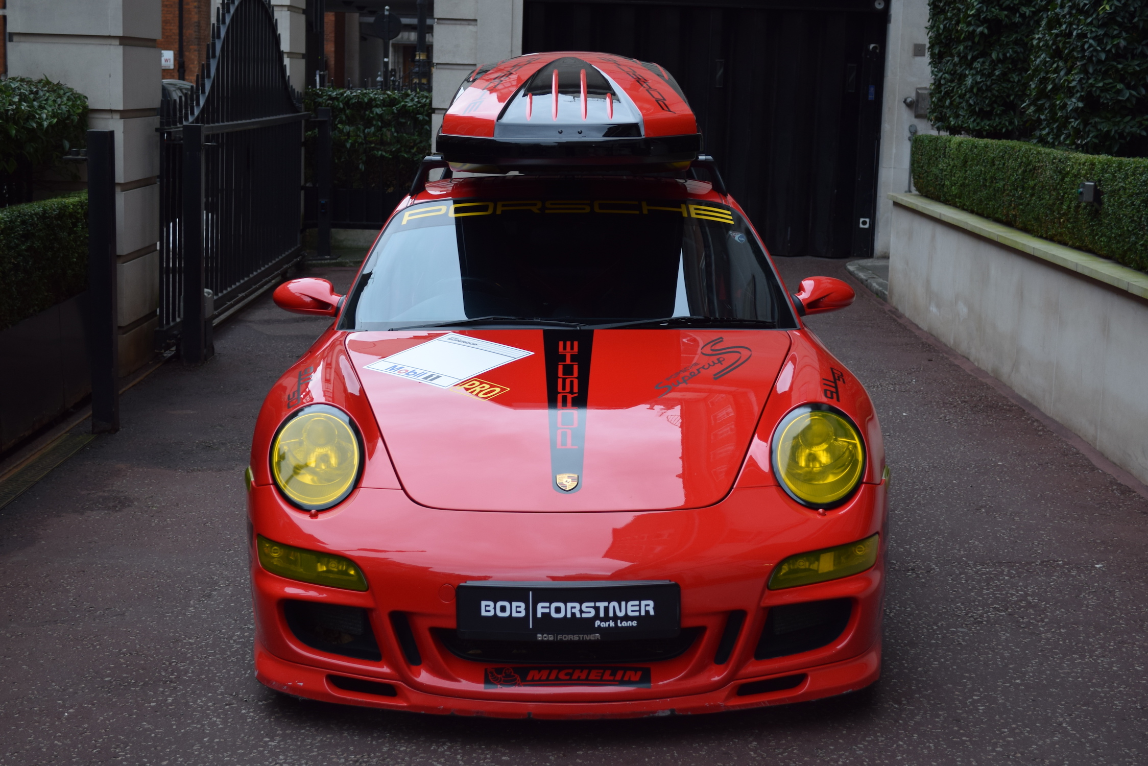 2006 Porsche Carrera S X51