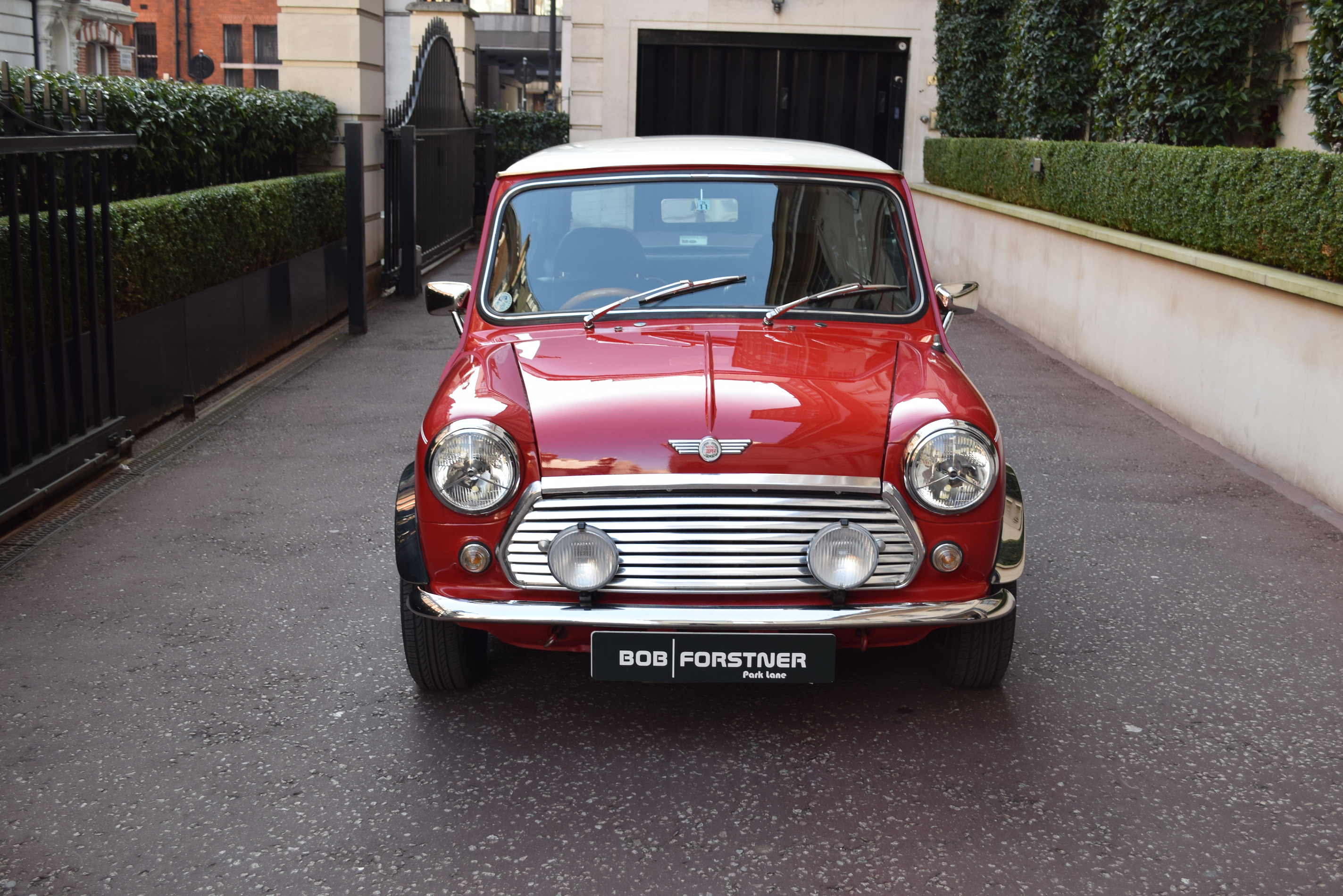 1995 MINI COOPER S with Automatic and Air Condition