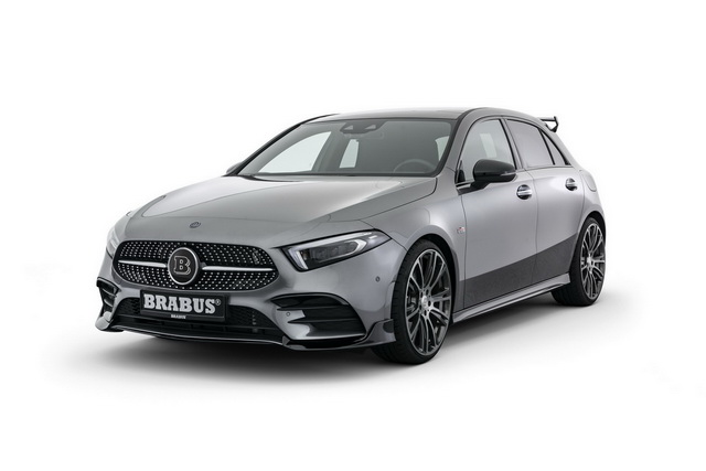Example BRABUS B25S – Mercedes Benz A250
