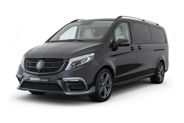 BRABUS BUSINESS PLUS – MERCEDES-BENZ V250 D