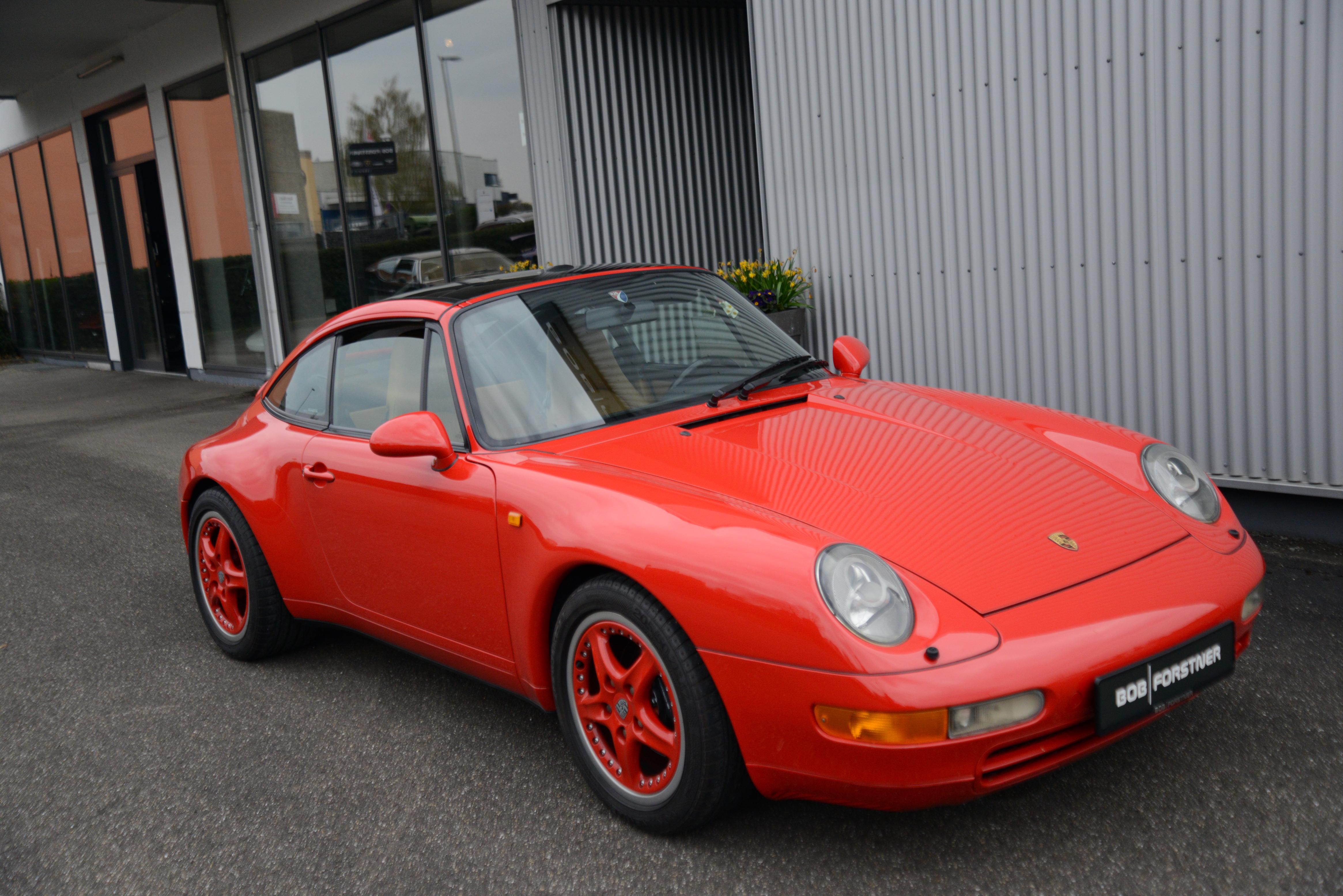 1996 Porsche – 911 (993) Targa LHD
