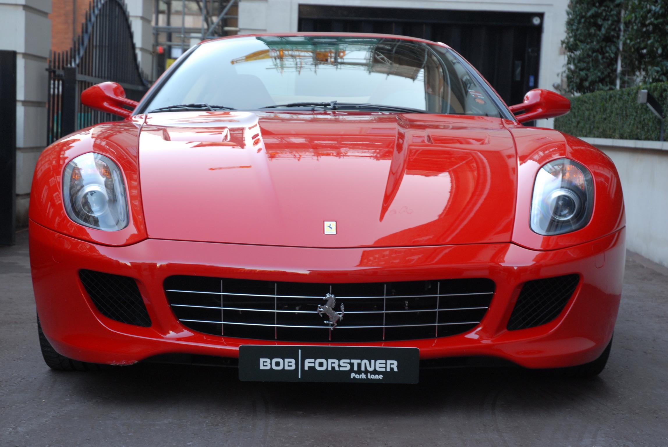 2007 Ferrari 599 GTB Fiorano F1 (LHD)