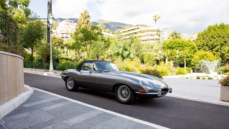 1962 Jaguar E-Type Series I