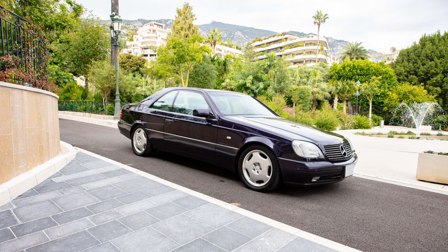 1997 Mercedes-Benz CL600 Coupe
